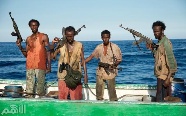 الصومال انتشار القراصنة