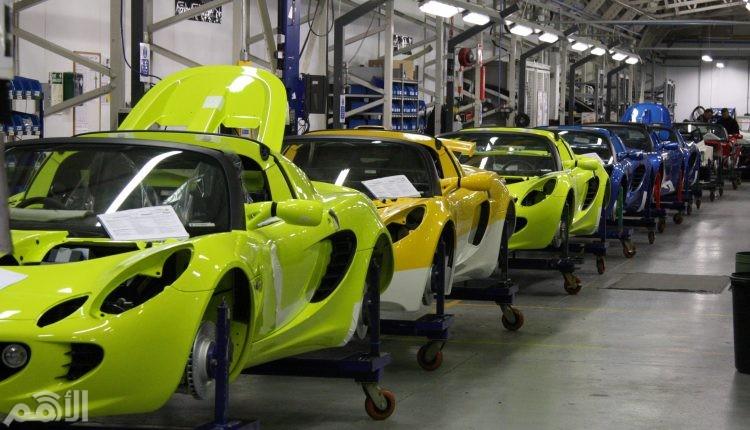 سلوفاكيا صناعة السيارات