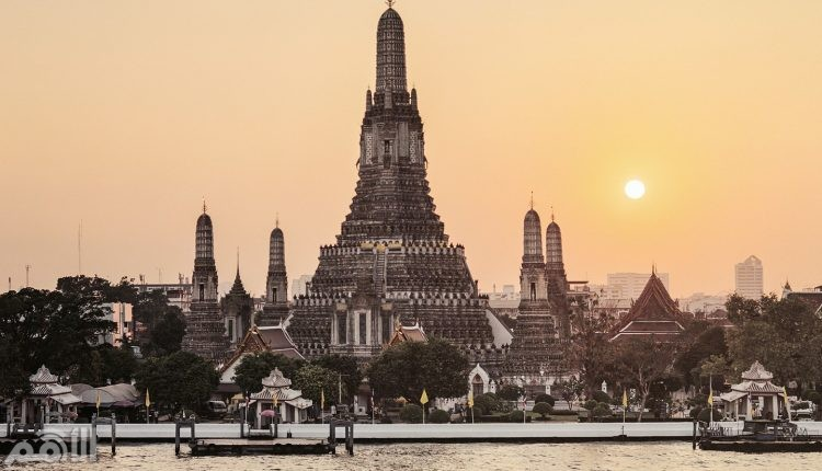 بانكوك ,تايلاند , 20.19 مليون سائح
