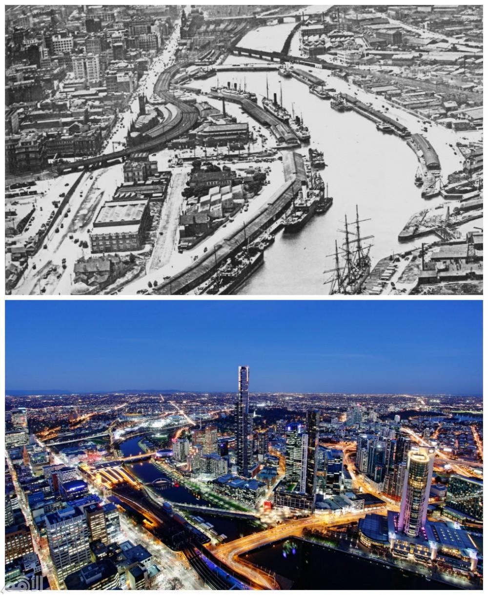 10 مدن تغيرت بشكل لا يصدق في فترة قصيرة بينهم مدينة عربية.