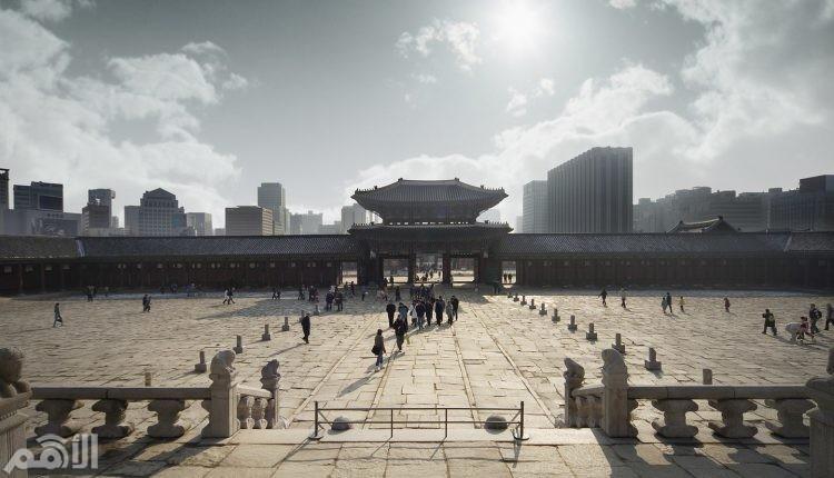 سول , كوريا الجنوبية , 12.44 مليون سائح