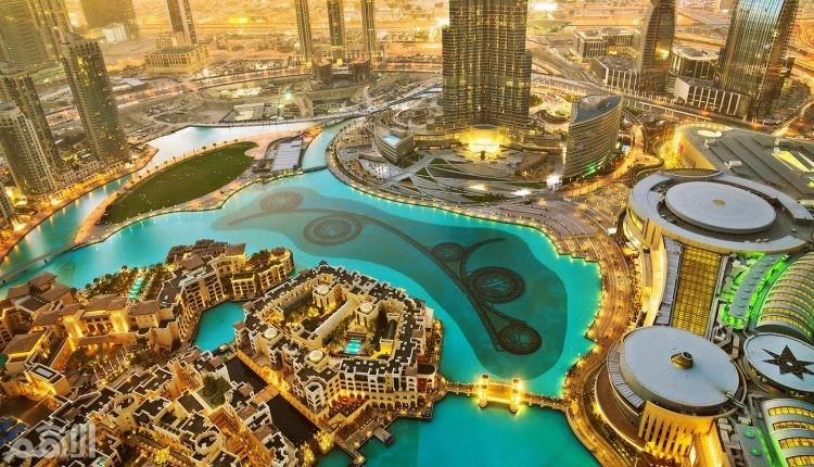 دبي ,الإمارات العربية المتحدة , 16 مليون سائح