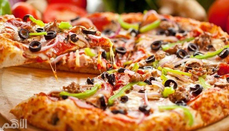 إيطاليا: البيتزا