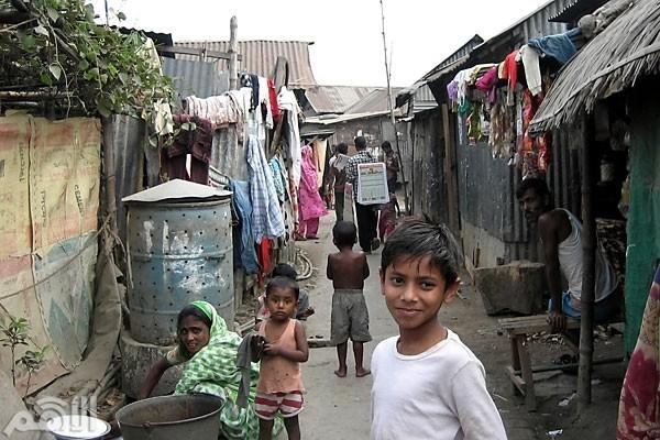 بنغلاديش تعد واحدة من الدول الأقل
