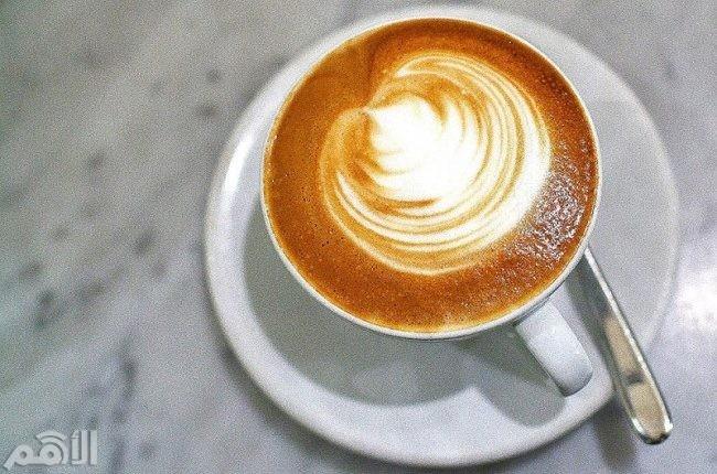 فنجان قهوة اسبريسو