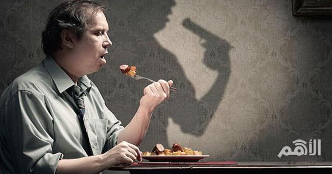 تحذير.. تلك الأمراض المروعة تنتقل عن طريق الأطعمة1
