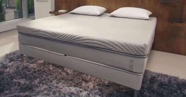 سرير ذكي يكشف الخيانة الزوجية