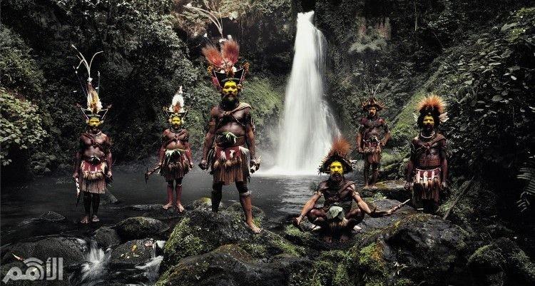 قبيلة اولي ويجمن