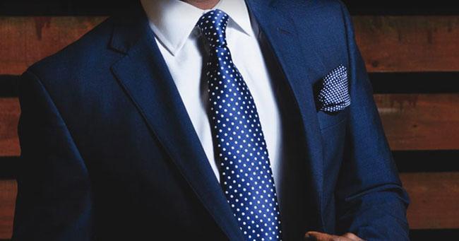 إختيار ربطة عنق مناسبة