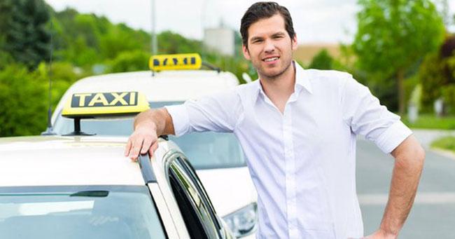 لا يجوز لسائق التاكسي