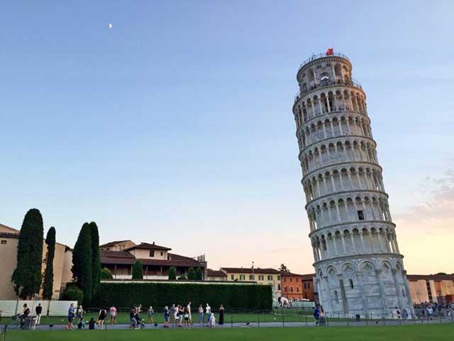 الوقت المستغرق لبناء أشهر عجائب الدنيا المعمارية 3