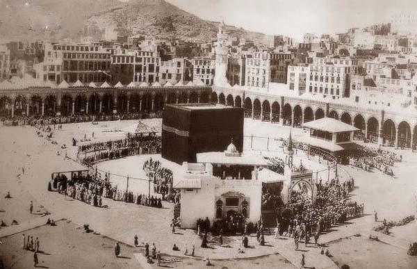 احتلال مكة. جهيمان العتيبي