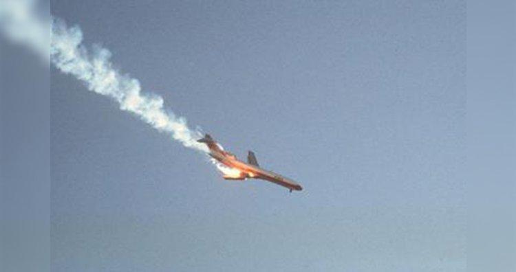 طائرة الركاب PSA 182