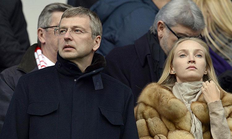 طلاق الملياردير الروسي ديميتري وإلينا روبولوفليفتش