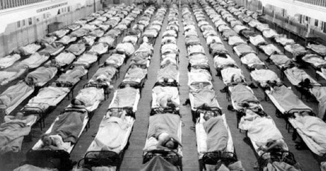 الأنفلونزا الاسبانية