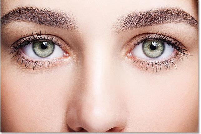 لون عينيك بإمكانه أن يتغير